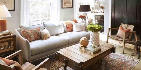 6 tips para decorar salones pequeños